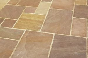 Sandstone Patio Installer Shinefield