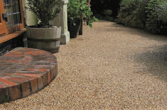 Gravel Driveways in Winnersh