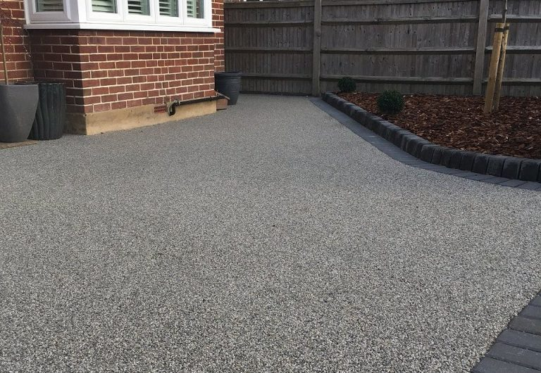 Resin Bonded Driveway Knaphill