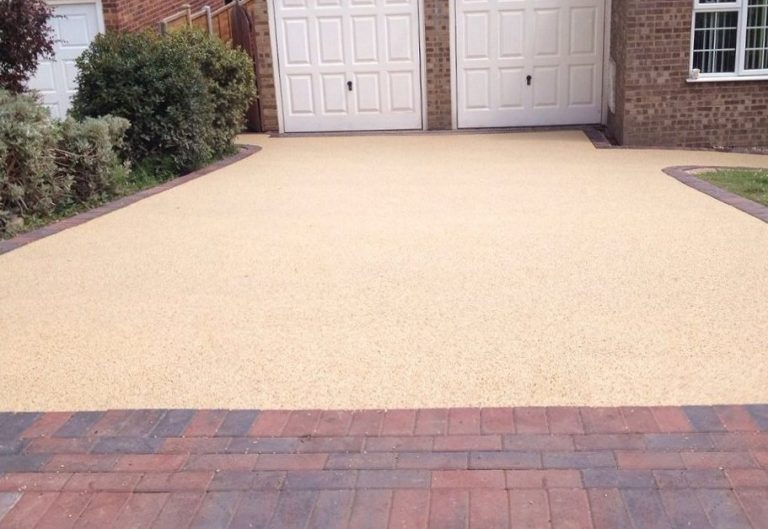 Resin Bound Driveway Knaphill