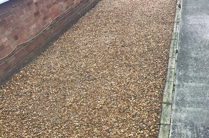 Shingle Driveways Spencers Wood
